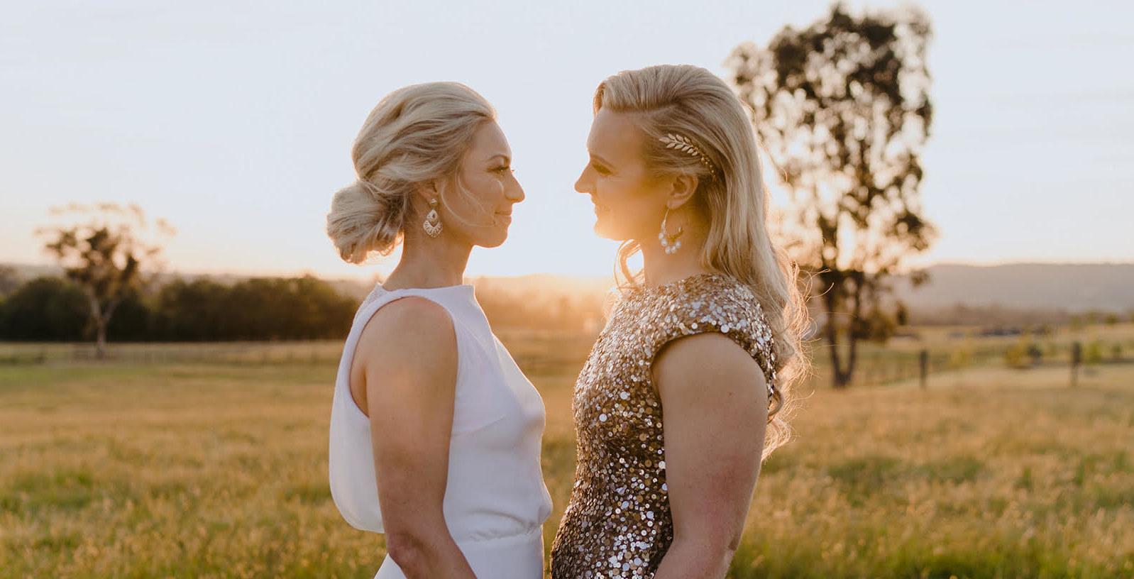 Apertura Studios same-sex lesbian gay adventure wedding films Dancing With Her