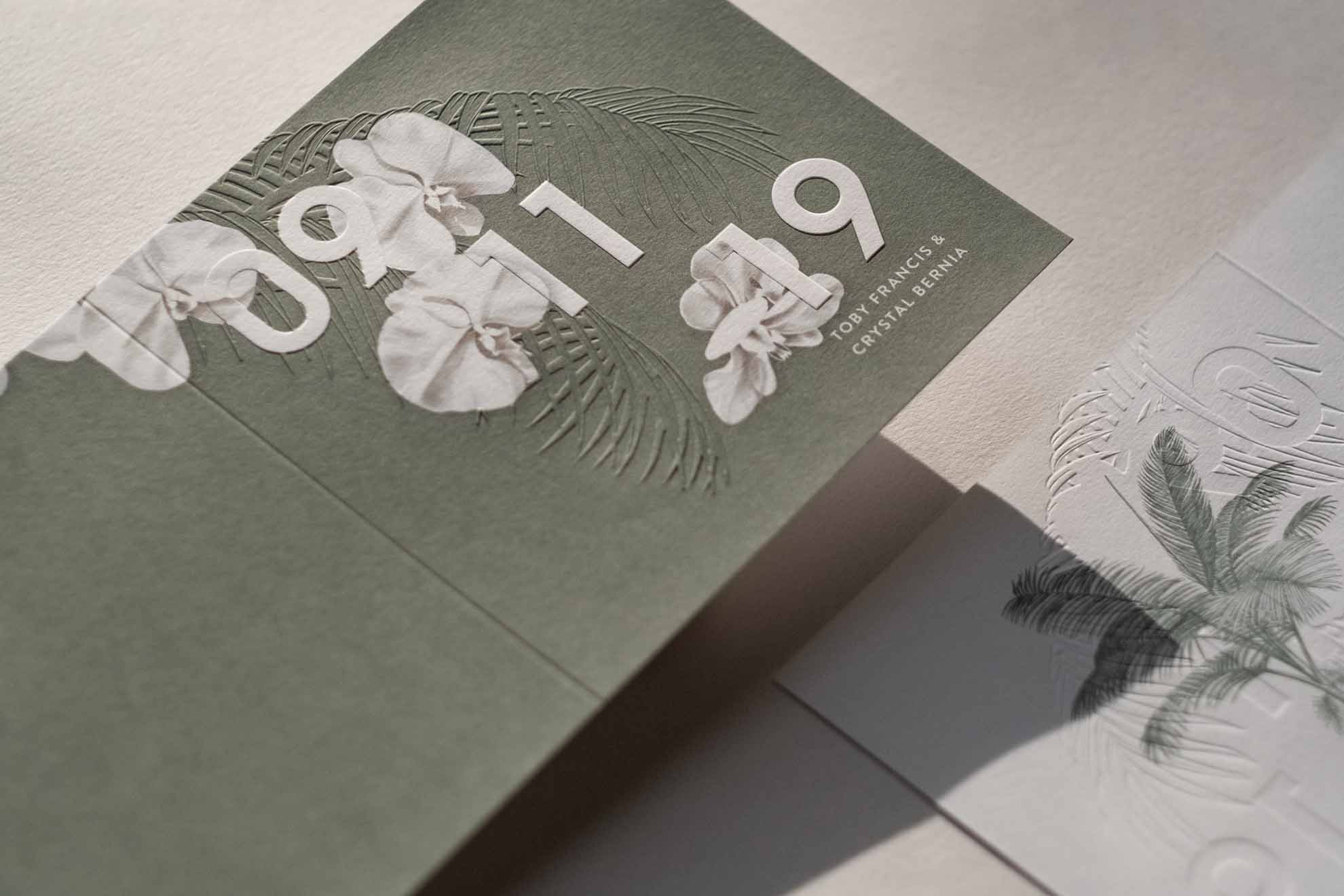 Stitch Press modern letterpress for LGBT+ same-sex wedding and engagement stationery, invitaions Melbourne Victoria Dancing With Her