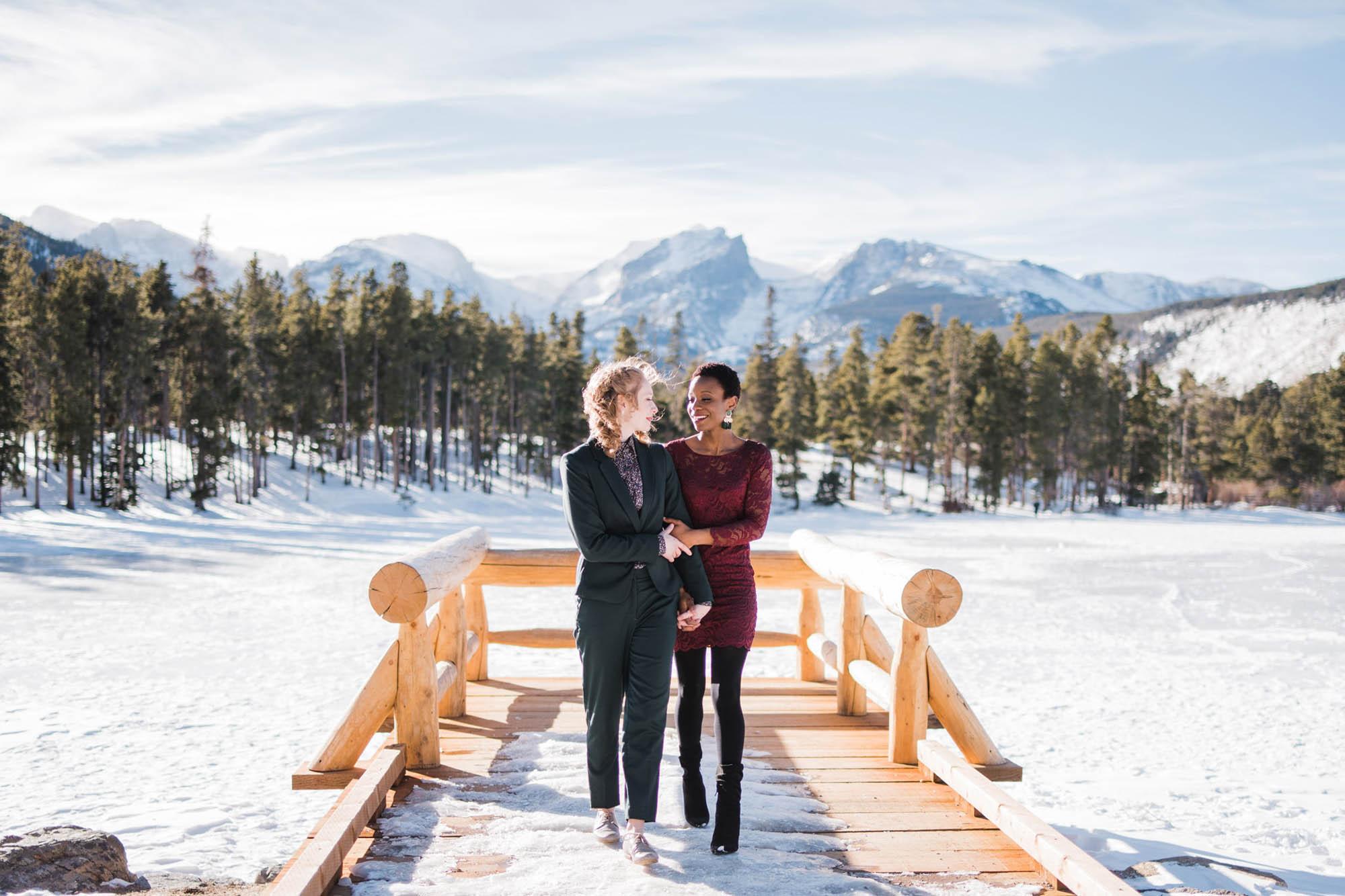Bailey Cross Photography - Colorado Wedding Photography - Dancing With Her (2)