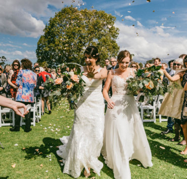 Blue Mountains Lesbian Wedding - Same Love Photography - Homestead Wedding - Dancing With Her (1)