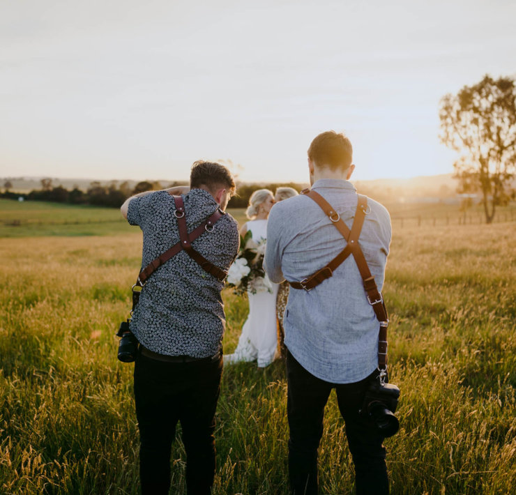 Micheal Briggs Photography - Melbourne Same-Sex Wedding Photographer - Dancing With Her