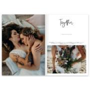 Dancing With Her Magazine - Same-Sex Wedding Magazine