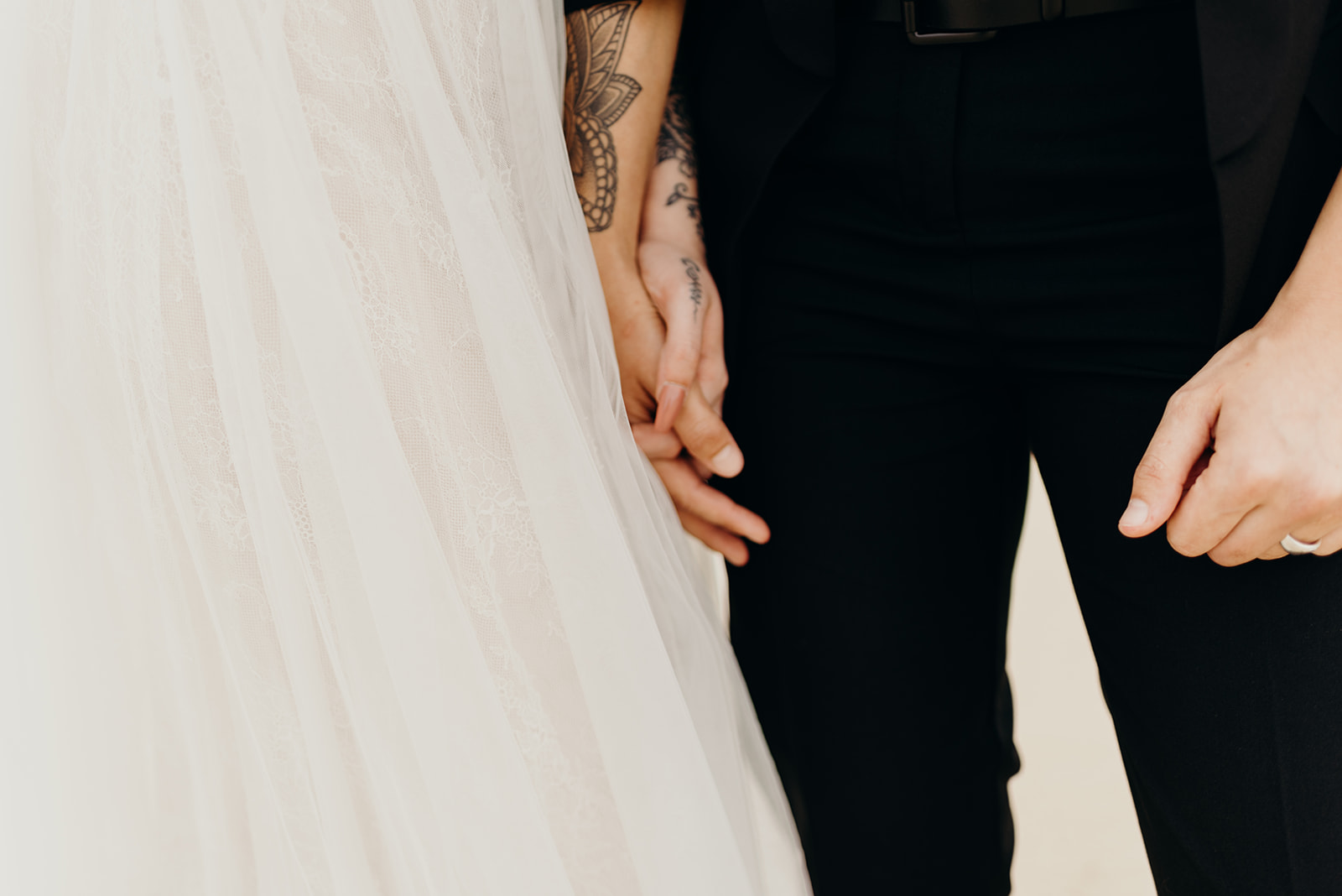 Modern Luxe Lesbian Wedding - The Calile Brisbane - Daphne Sky Studios Photography