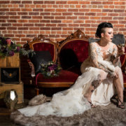 Erethal Wedding Inspiration - Alternative Wedding - Love in Color