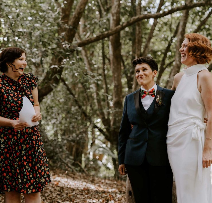 How a Wedding Officiant Writes a Wedding Ceremony - Dancing With Her