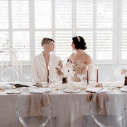 Intimate Wedding Inpiration Inspired by Nature