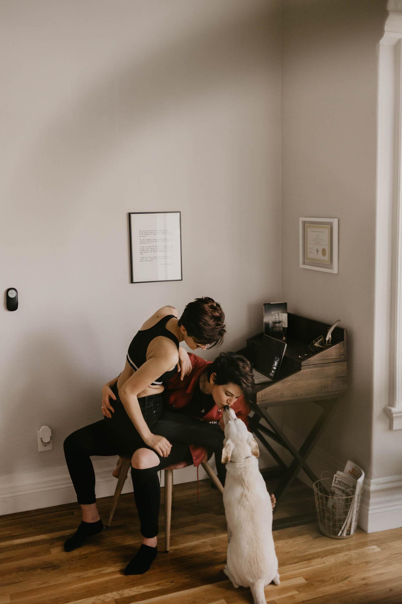Isolation Photoshoot - Liv Shultheis Photography - San Franscico California Photography