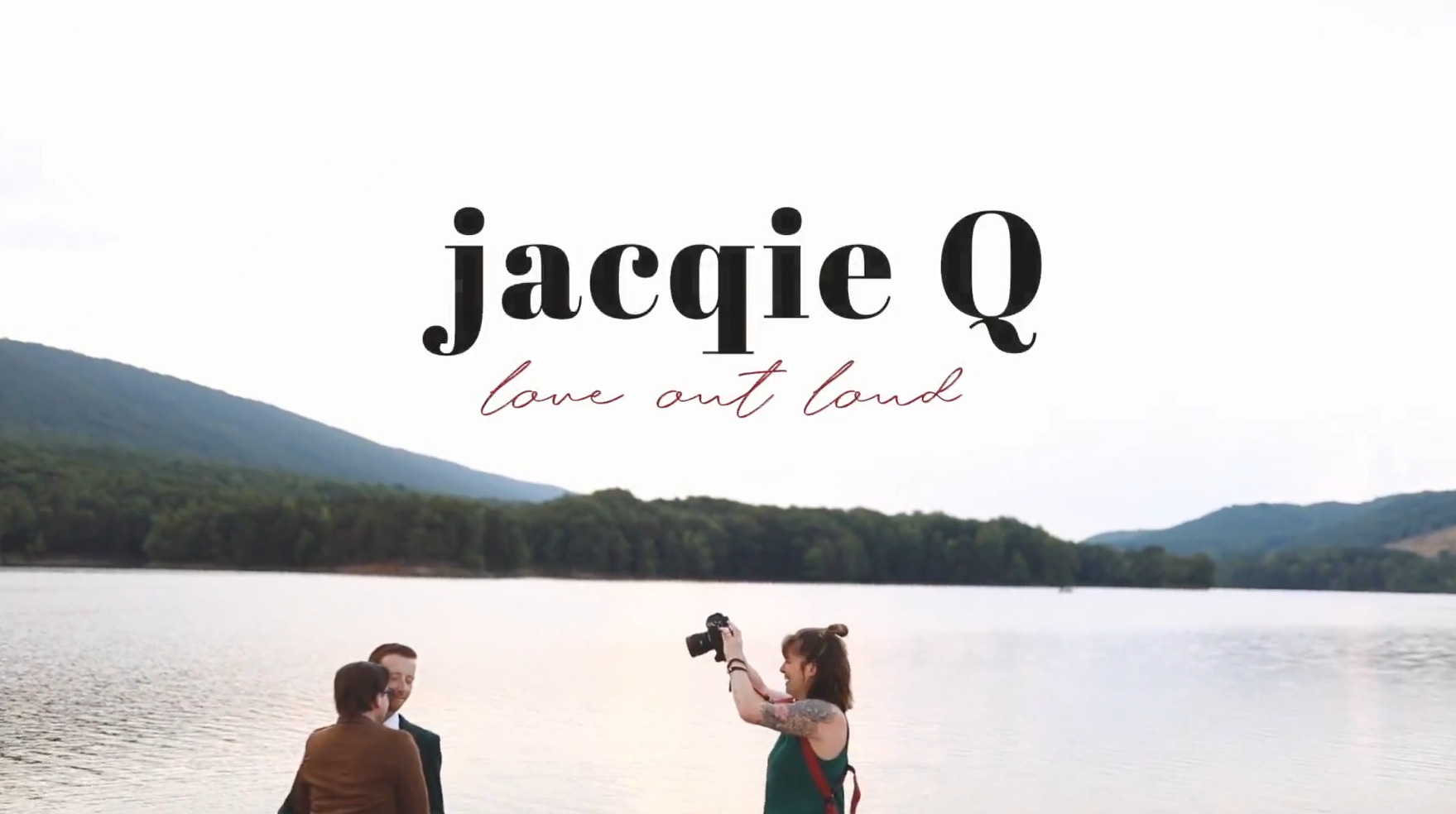 Jacqie Q Photography lesbian lgbtq+ wedding elopement proposal photos Cumberland Maryland USA Dancing With Her magazine