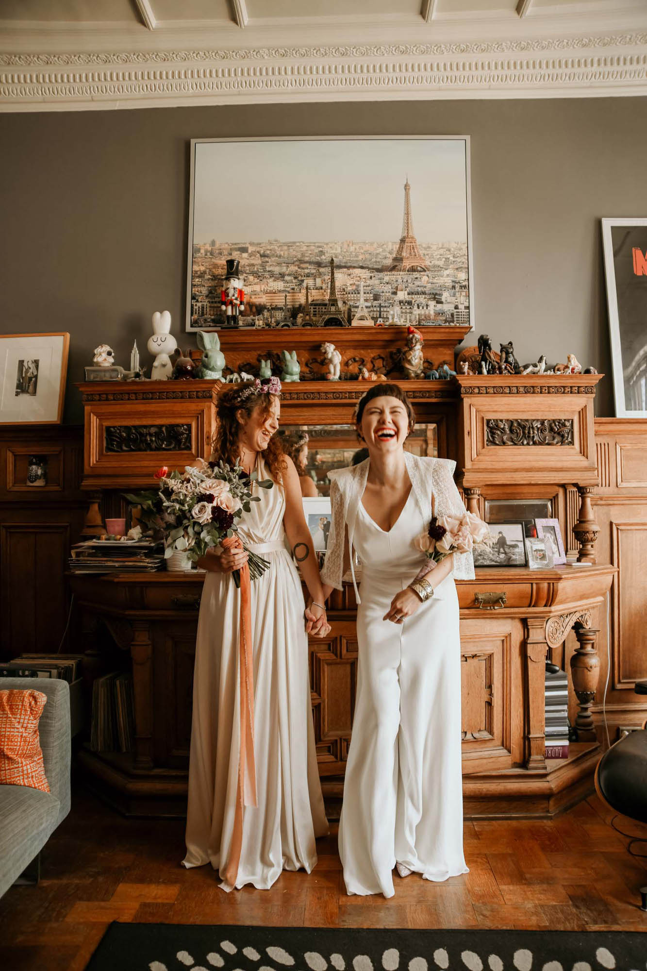 Long-Distance Love Story and COVID Wedding - Dancing With Her