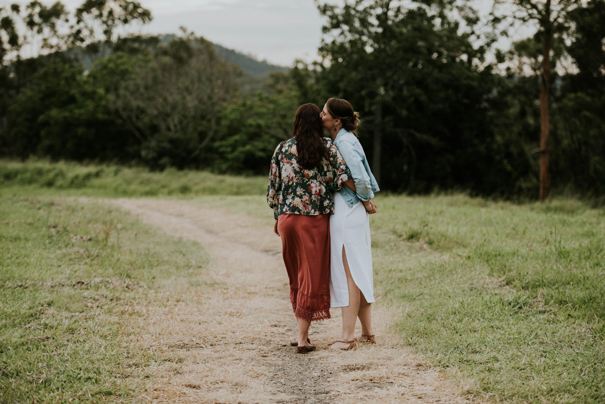 Lesbian IVF Journey - Brisbane Same-Sex Wedding Photographer - Dancing With Her