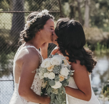Nathan Kaso same-sex wedding films, videos and cinematography Melbourne Victoria Australia Dancing With Her wedding directory