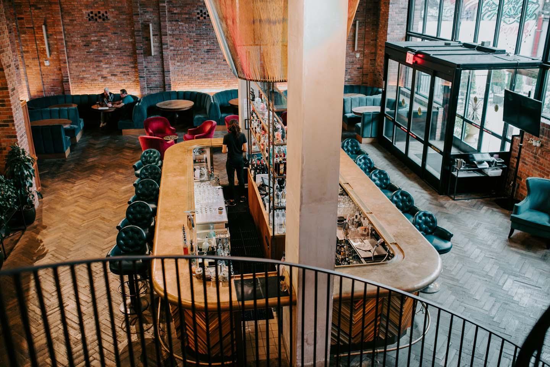 The Williamsburg Hotel Brooklyn NYC New York America gay same-sex lesbian wedding honeymoon travel and accommodation Dancing With Her magazine directory (1)