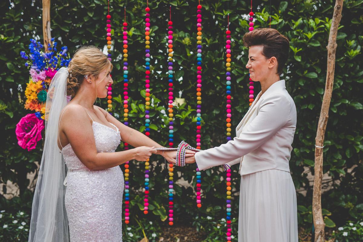 Yasmina Ilic Miloradovic lesbian gay same-sex wedding elopement engagement photographer Victoria Australia Dancing With Her directory magazine