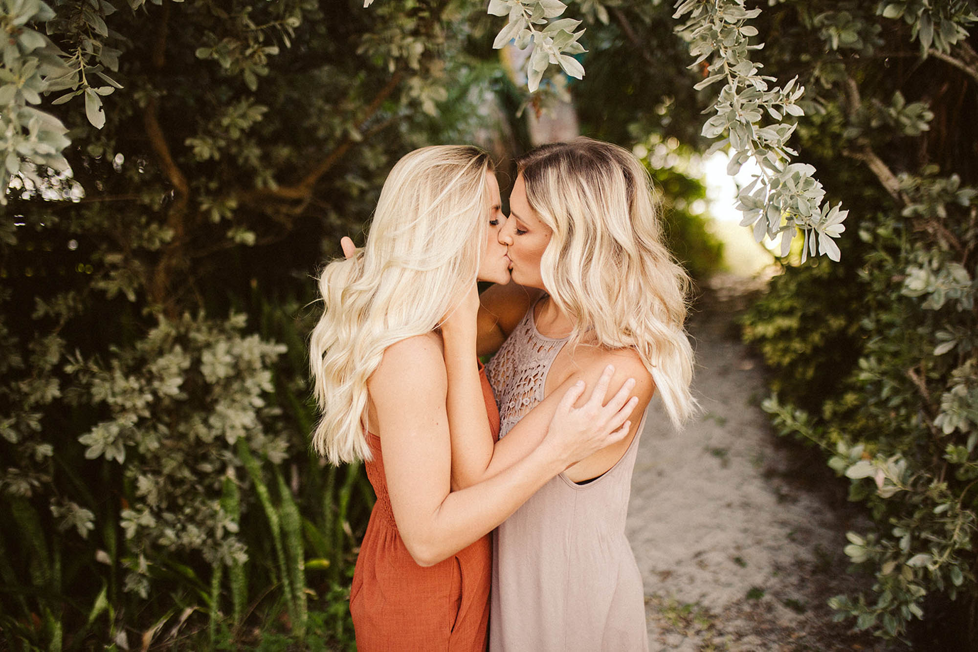 A Double Proposal and a Spontaneous Wedding - Lesbian Engagement - Dancing With Her