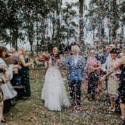 Backyard Farm Wedding - Lesbian Wedding Inspiration - Dancing With Her - Emily Howlett Photography