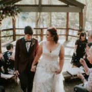 Brisbane Same-Sex Wedding - Lightsmith Images - Dancing With Her