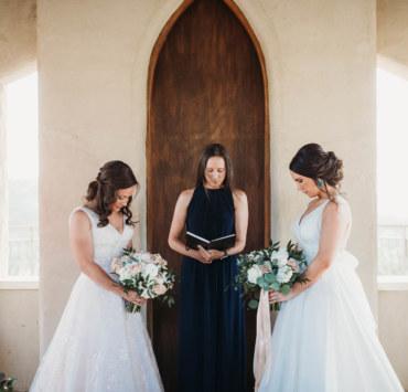 Methodist Spiritual Lesbian Wedding - Texas - Dancing With Her (1)