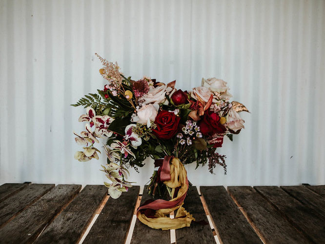 My Little Peony caravan bar florist stylist Sydney New South Wales Dancing With Her (1)