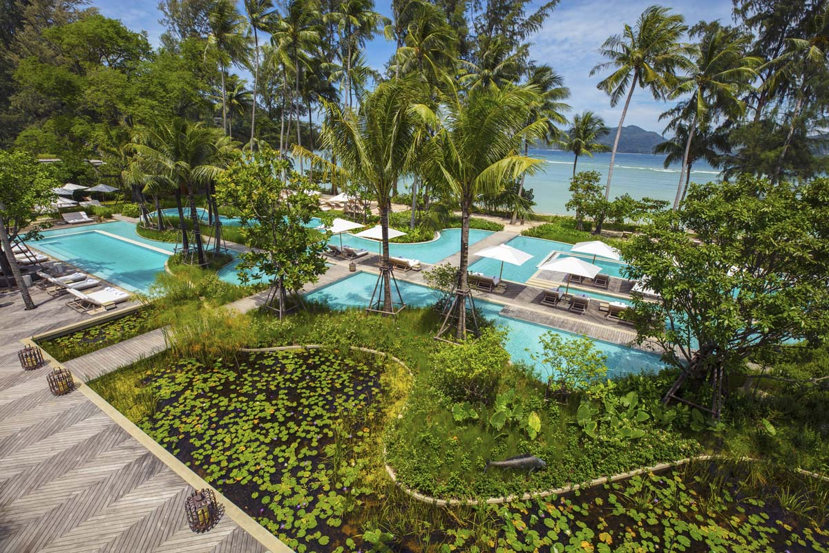 Rosewood Phuket Thailand Asia lesbian gay honeymoon elopement venue accommodation Dancing With Her Magazine Directory (1)