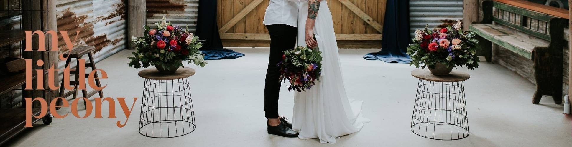 My Little Peony Same-Sex Wedding Directory - Dancing With Her - Lesbian Wedding
