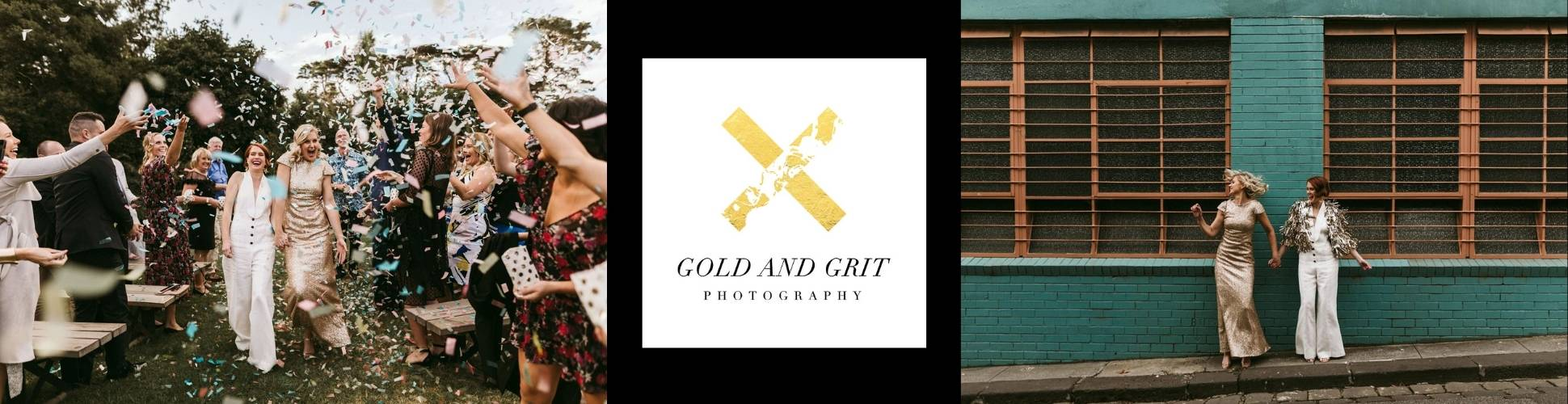 Gold & Grit Photography lesbian gay queer Melbourne Victoria wedding elopement photographer