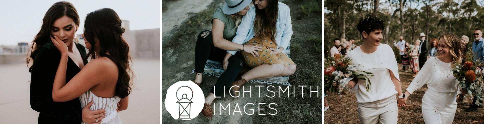 Lightsmith Images Brisbane Queensland same-sex lesbian gay wedding love engagement photography