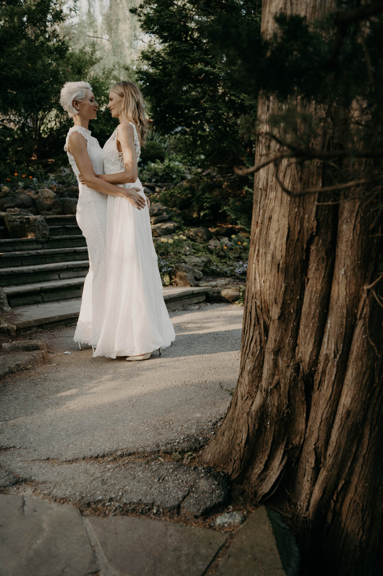 Toronto Wedding Photography - COVID Wedding - Two Brides - Dancing With Her (1)