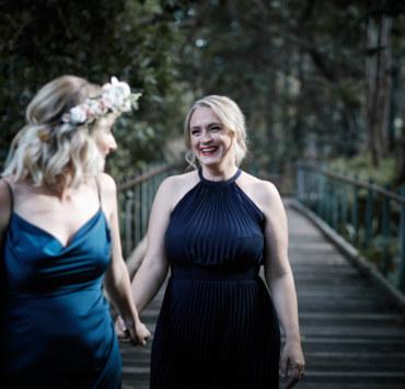 White Lane Studio Photography - Byron Bay Elopement - Australia - Two Brides