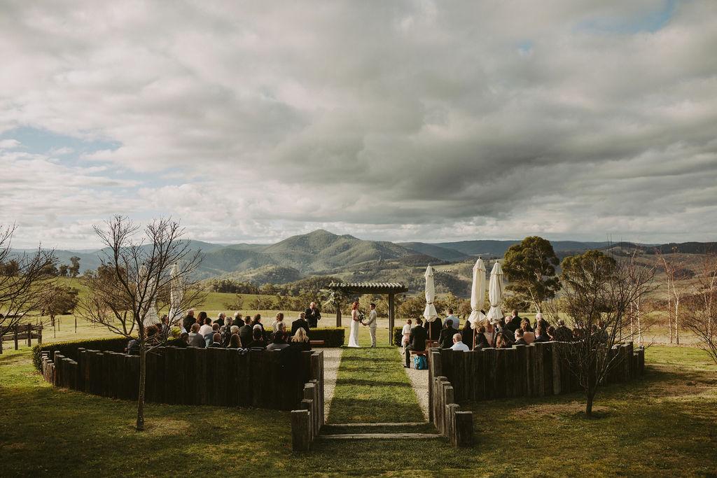 Ben Adams Photography same-sex couple farm wedding Australia Dancing With Her magazine