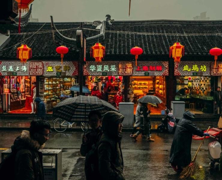 China Shanghai travel Dancing With Her Directory Magazine