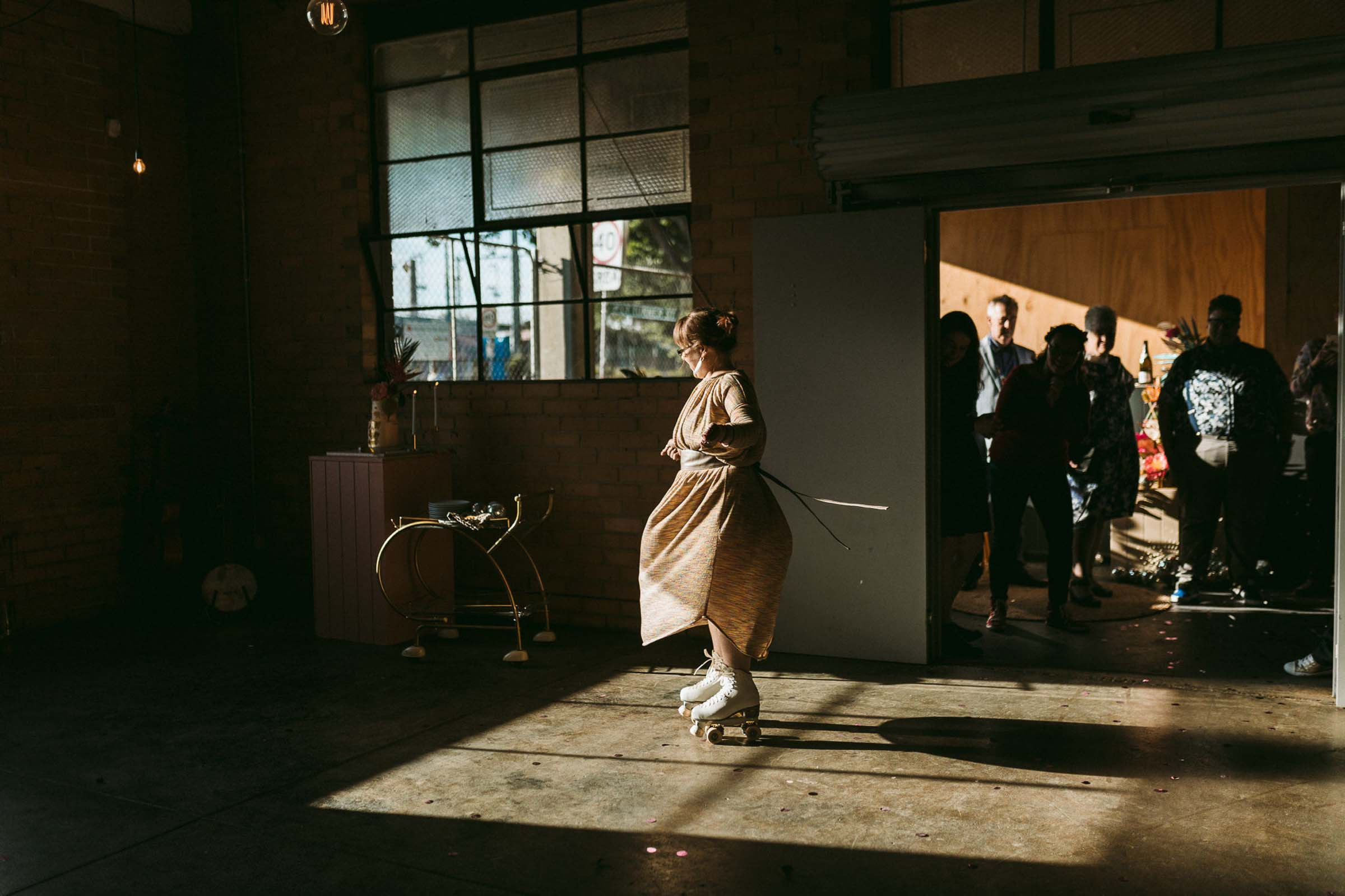 Gold & Grit Photography Melbourne Victoria queer same-sex elopement wedding Dancing With Her magazine
