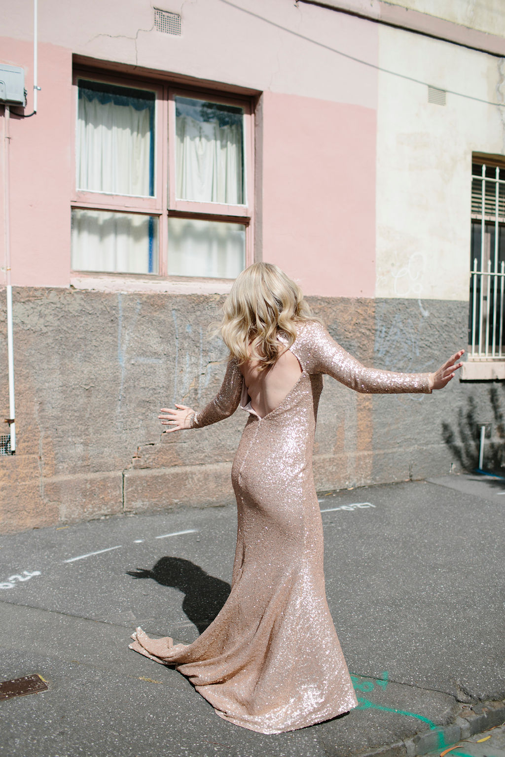 It's Beautiful Here Collingwood Fitzroy wedding two wives lesbian elopement Australia Dancing With Her magazine