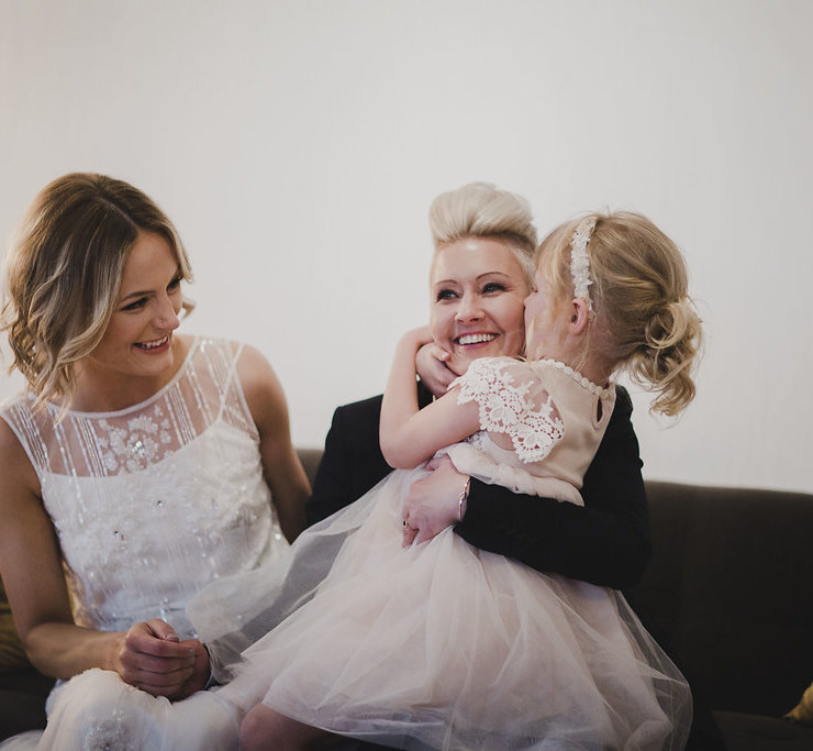 Jamie Dawn Photography lesbian two bride family wedding Ontario Canada Dancing With Her international directory magazine