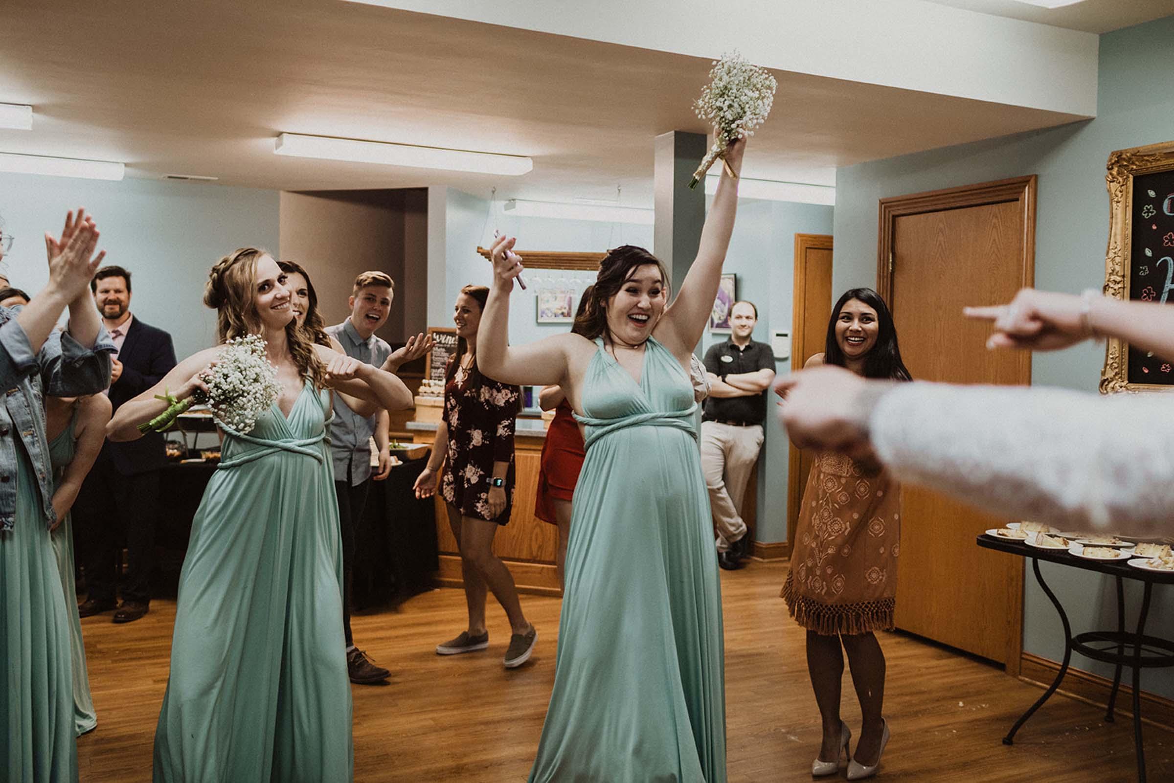 Kelsey Rae Lucas same-sex lesbian couple bi racial Virginia America wedding photography Dancing With Her directory magazine
