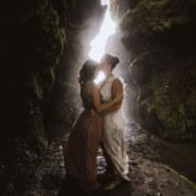 Kristín María Stefánsdóttir lesbian two bride gay Iceland Europe wedding elopement Dancing With Her