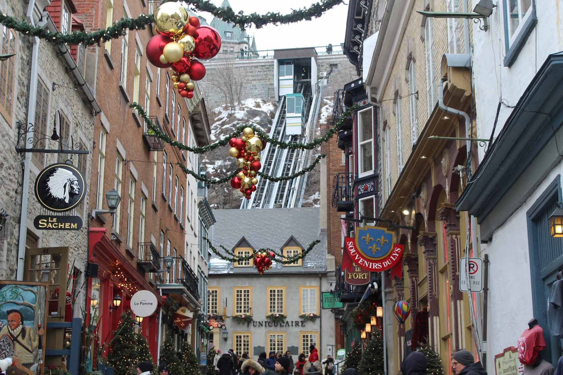 Quebec City Canada Dancing With Her travel directory