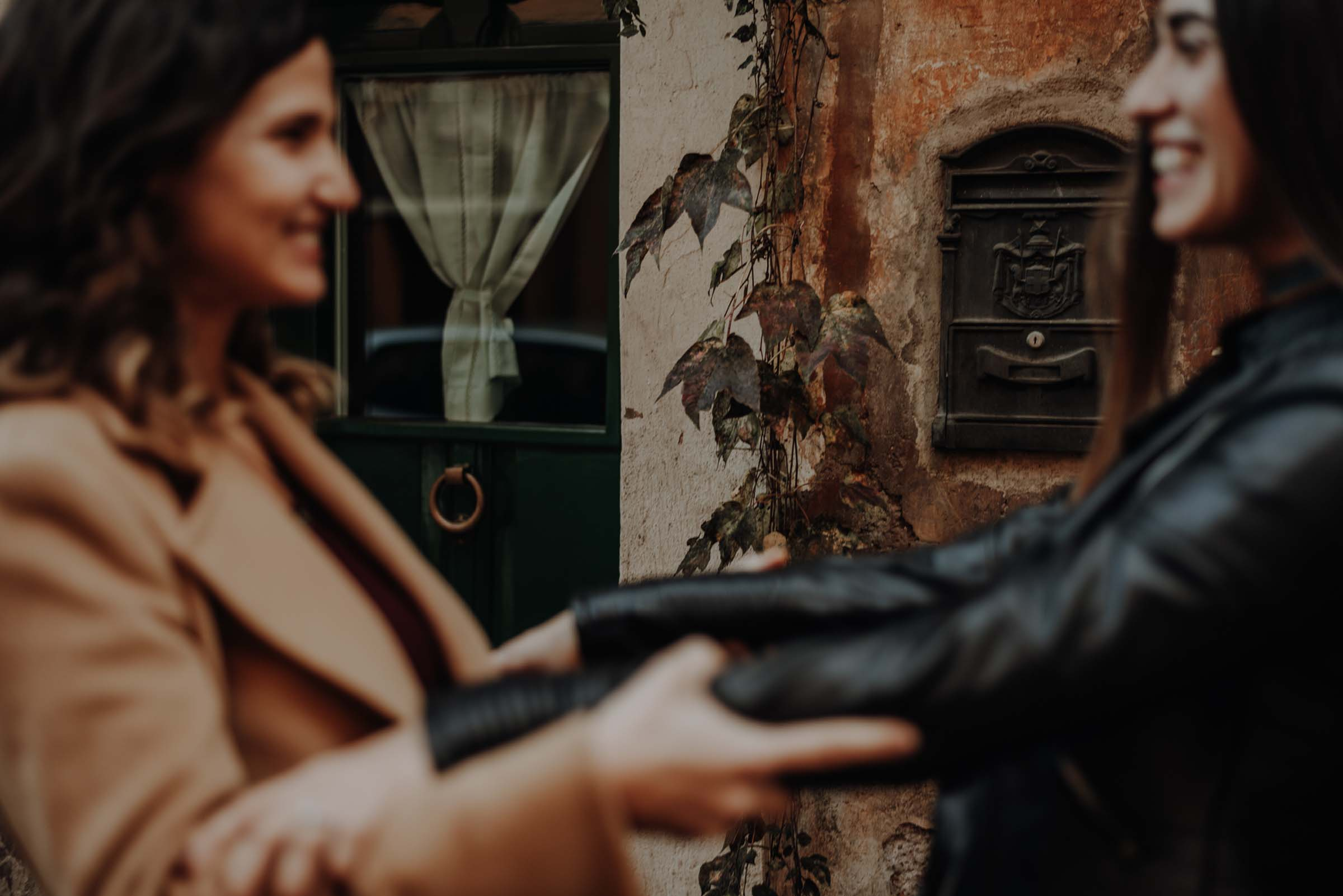 Rita Foldi photography lesbian gay same-sex couple Europe engagement proposal photos Dancing With Her wedding directory magazine