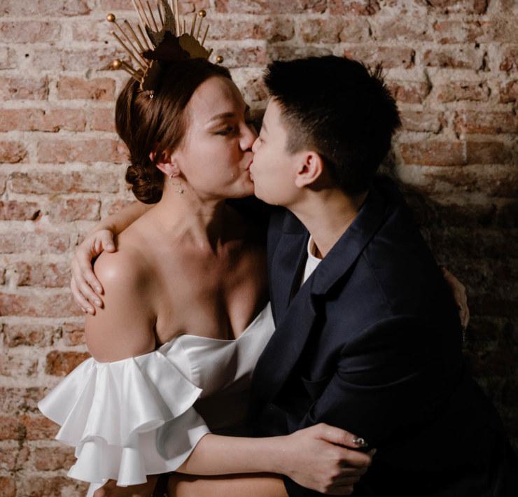 Singapore Same-Sex Wedding Celebration - Dancing With Her - LGBTQ (2)