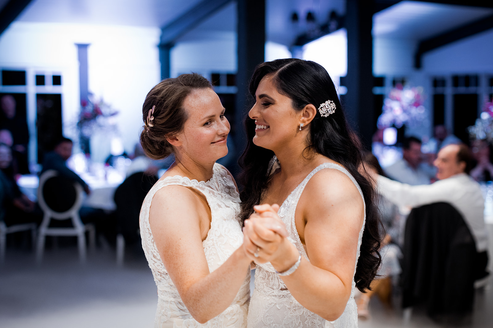 Steph Wallis Photography Melbourne Victoria two bride same-sex wedding Dancing With Her