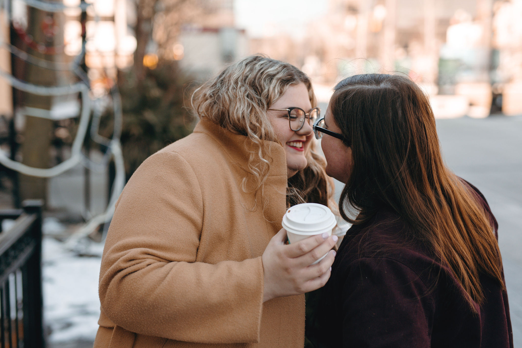 Surprise Same-Sex Proposal - Ontario Engagement Photography