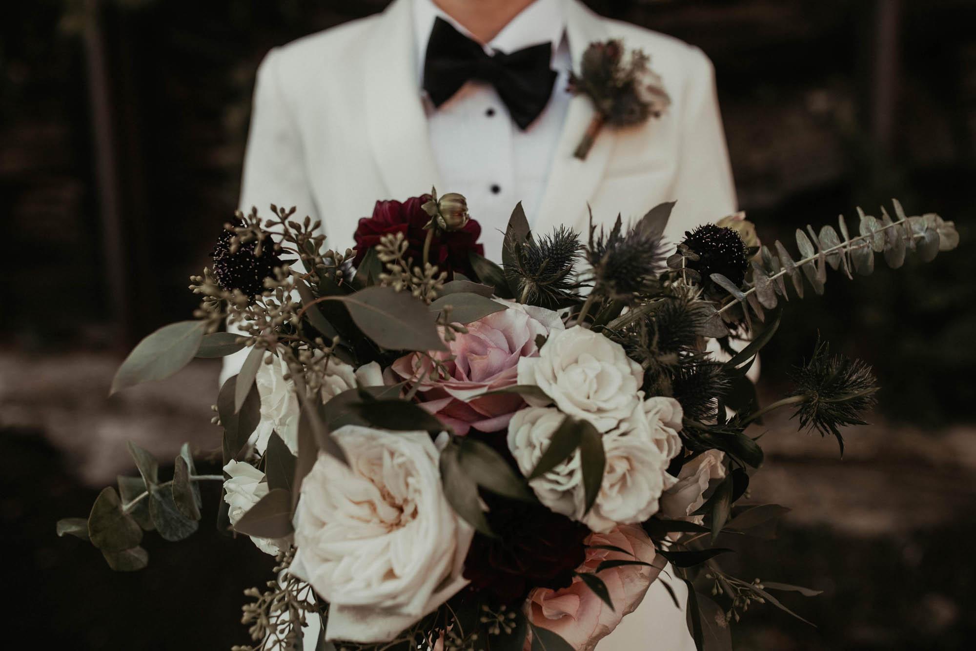 Vintage Inspired Modern Wedding - Chicago - Same-Sex Wedding Inspiration (1)