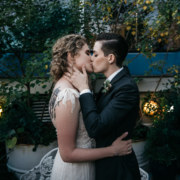 Amanda Peppermint Photography Brisbane West End lesbian gay queer warehouse garden wedding Dancing With Her magazine