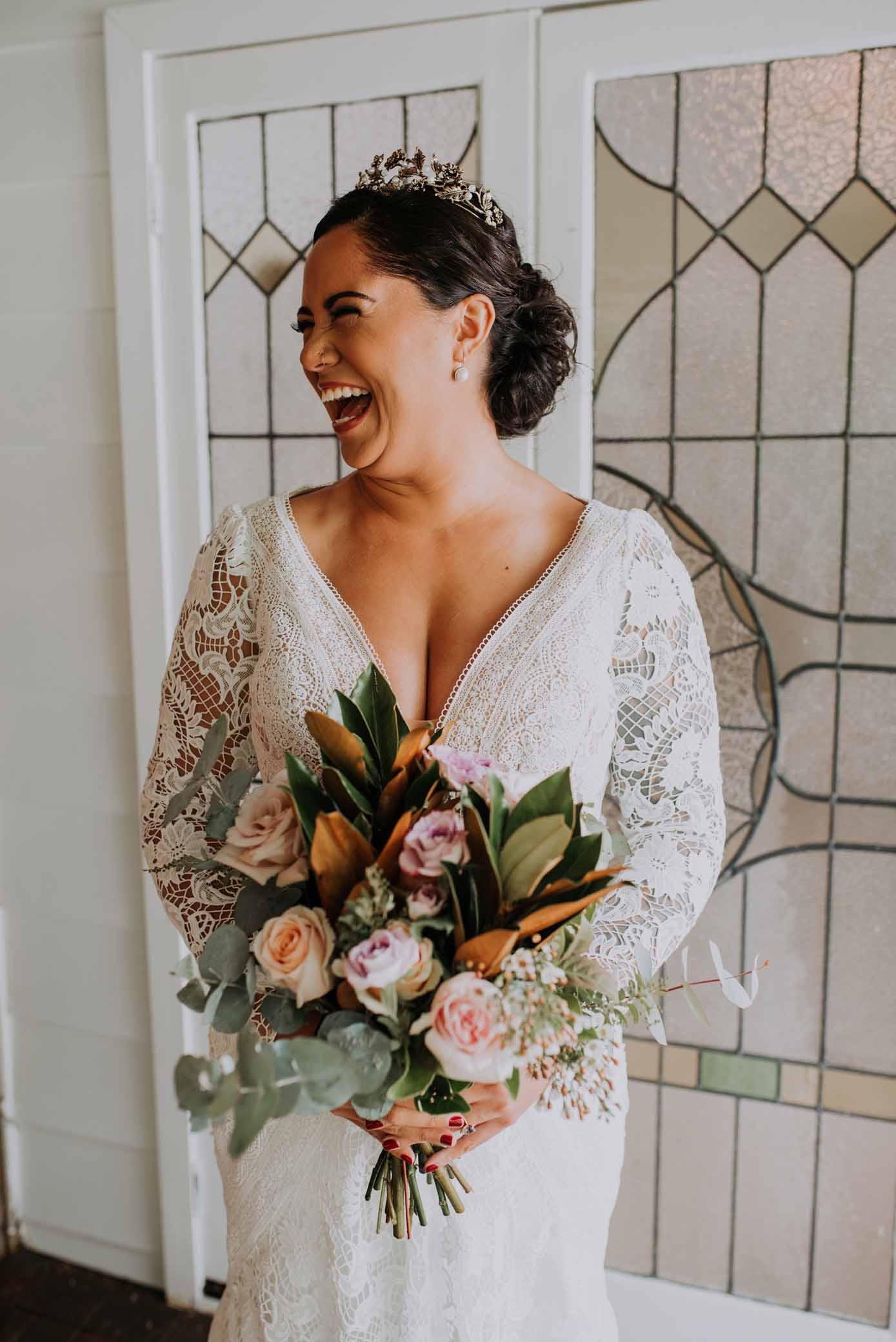 Dani Drury Photographer lesbian same-sex couple gay marriage Queenland Australia COVID 19 Australian wedding Dancing With Her print magazine