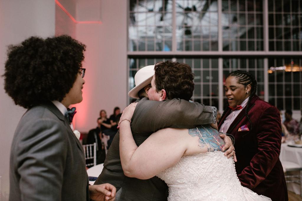 Energy Innovation Center, LGBTQ wedding, Oakland California