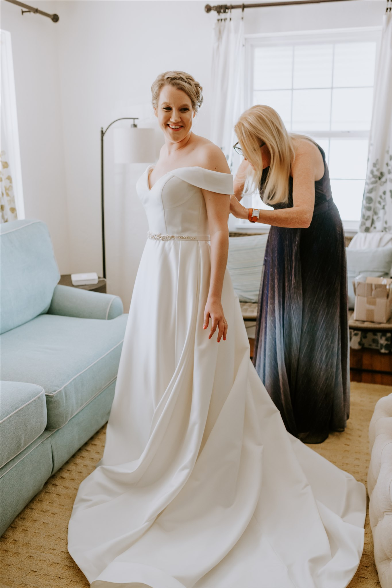 Regina Rached Photography St Petersburg USA lesbian gay same-sex two bride wedding Dancing With Her print digital magazine