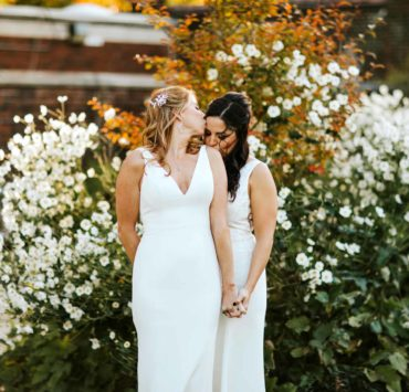 Ashley Biltz Photography Pittsburg Pennsylvania lgbt same-sex two brides lesbian USA American wedding Dancing With Her directory magazine