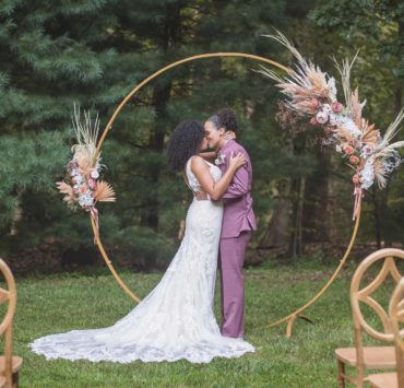 Geneva Washington photography USA black lesbian gay couple wedding engagement Dancing With Her directory magazine