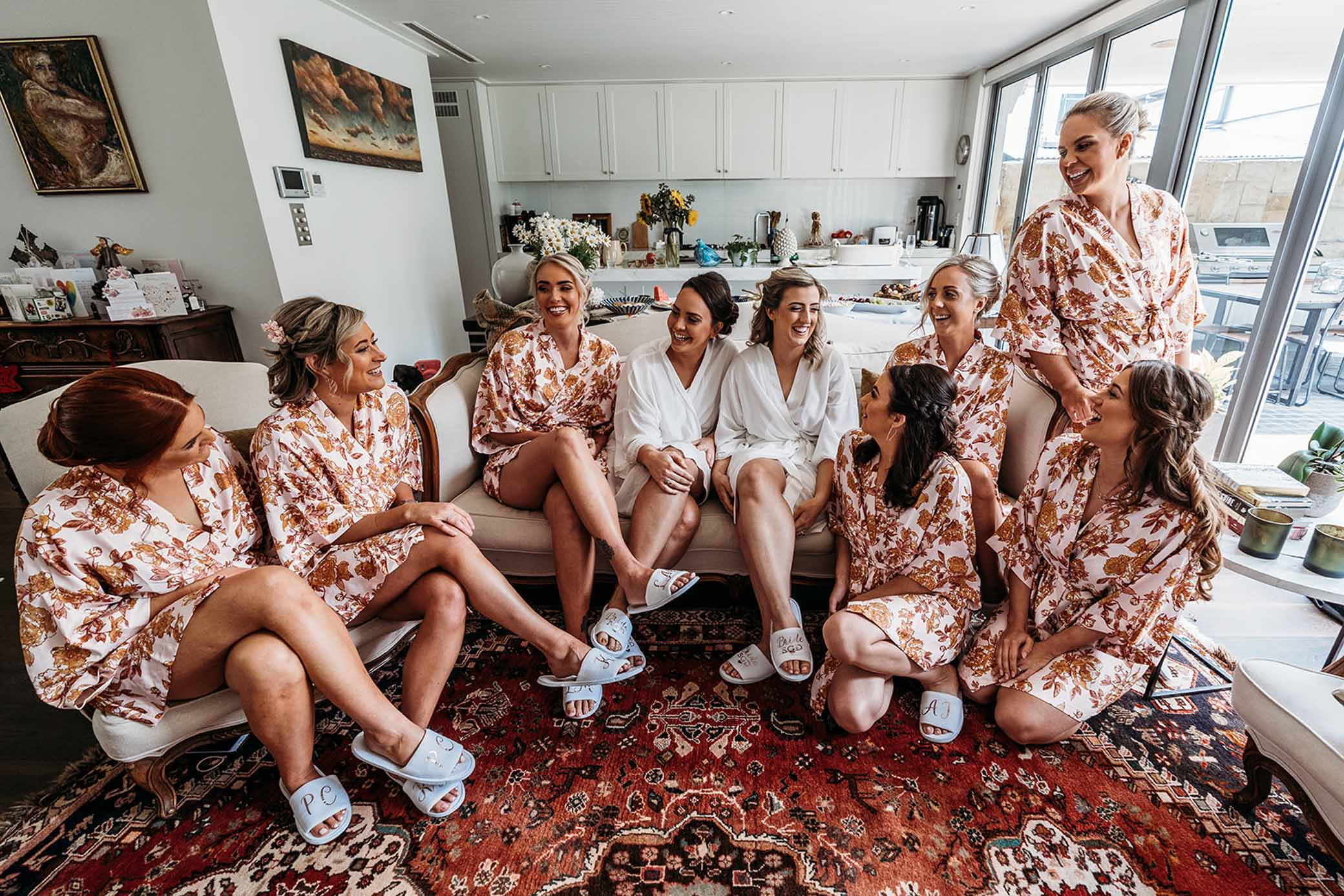Margan Photography lesbian lgbtqia same-sex two bride couple wedding marriage Sydney City NSW Australia My Little Peony Dancing With Her magazine