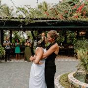 Puerto Rico Courtney Hellen Photography Rio Grande lesbian same-sex mrs & mrs American wedding elopement Dancing With Her online directory print magazine