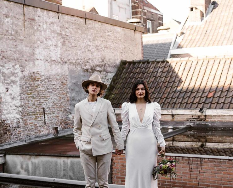 sigy_kops_photography Netherlands Europe COVID-19 lesbian COVID-19 lgbtq+ elopement wedding Dancing With Her magazine online directory